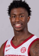 Click for a game-by-game log for Davonte Davis