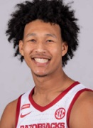 Click for a game-by-game log for Jaylin Williams